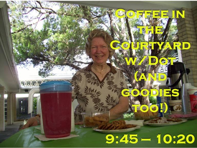 Dot and the Coffee Cart