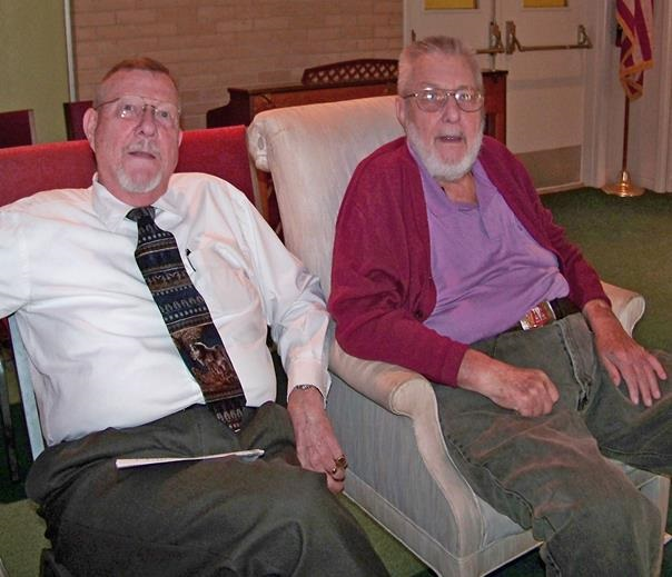 John and Larry Romig