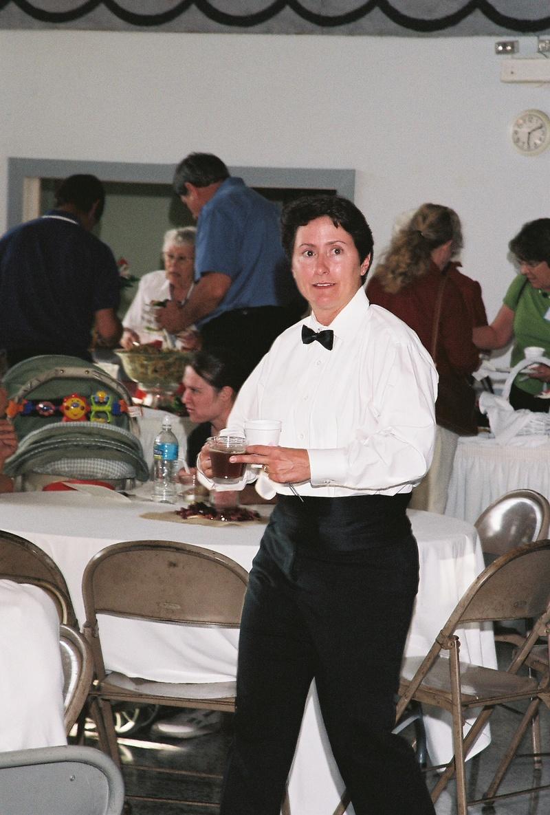 Sharon in Service